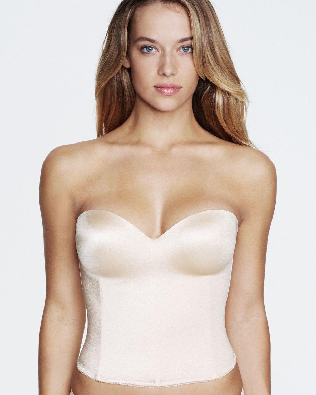 Dominique longline smooth strapless bridal bra products jpg 1200x1500 Bride  bra 5e812bac2