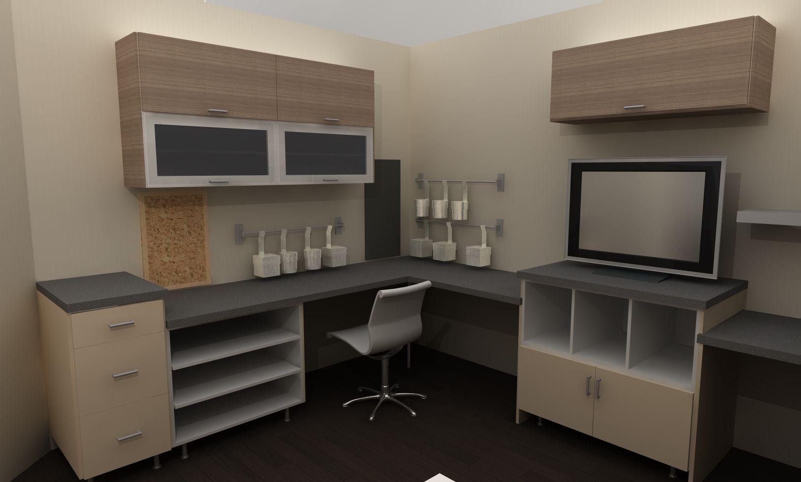 ikea bekant desk top shelf your workspace pinterest ikea bekant desk desks and shelves