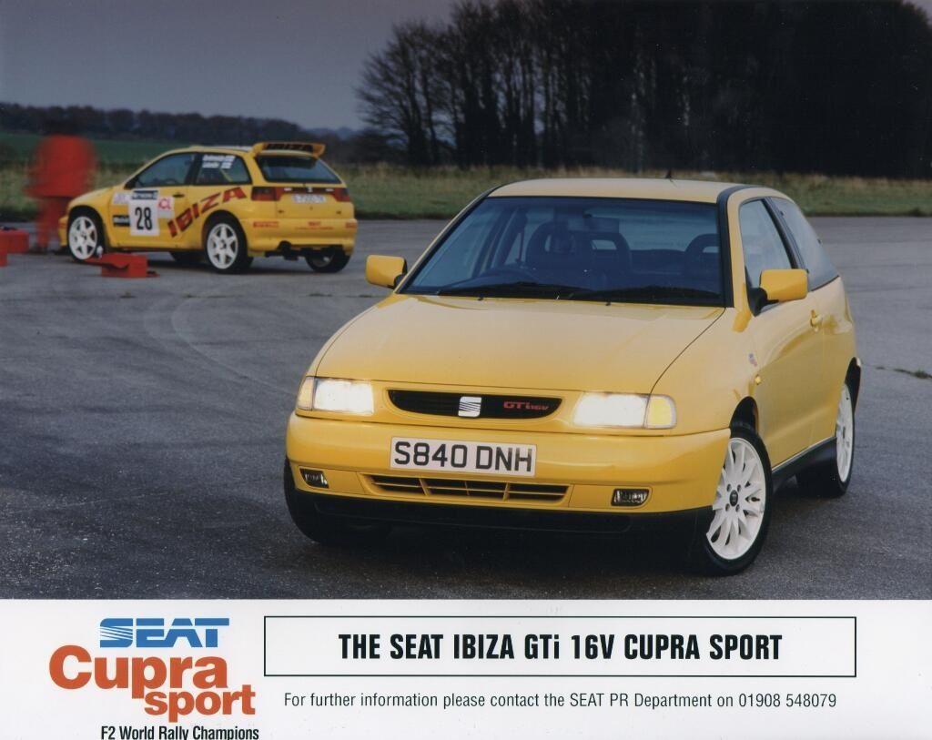 1998 seat ibiza cupra sport 16v press photo seat pinterest press photo seat auto and vehicle. Black Bedroom Furniture Sets. Home Design Ideas