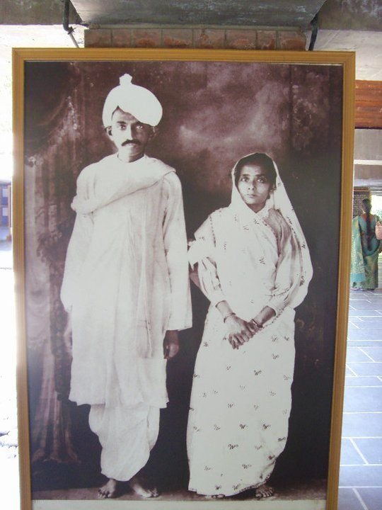 Gandhi Kasturba With Images Indian History History Of India