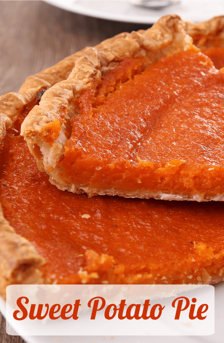 Silky Sweet Potato Pie Recipe Recipe Sweet Potato Pie Sweet Potato Pies Recipes Sweet Potato Quiche Recipe