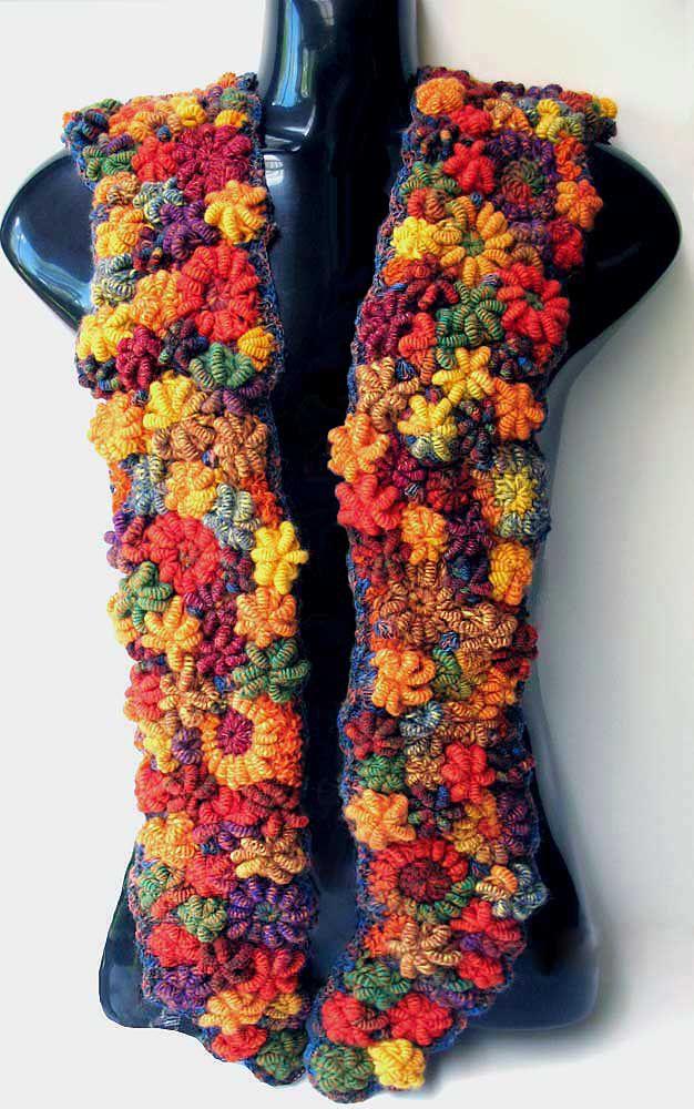 Ravelry: Bullion Crochet by Prudence Mapstone   repinning pins that ...