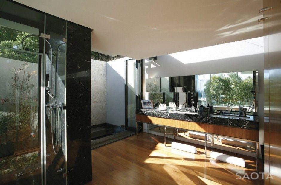 Bathroom victoria house south africa by saota and antoni associates also rh pinterest