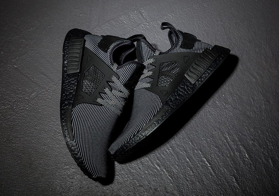 adidas nmd xr1 triple black boost release date sneakernews