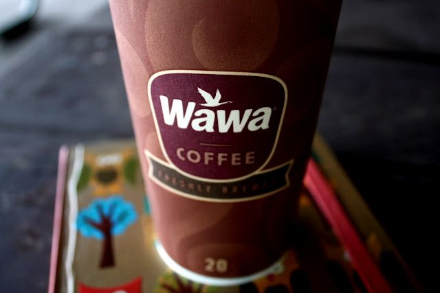 Wawa CoffeeHazlenut With French Vanilla Creamer Only When You Arent Counting Calories