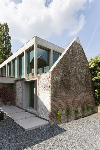 INNERHALB. Ein Schuppen wie kein anderer – De Standaard: www.standaard.be #arquitectonico