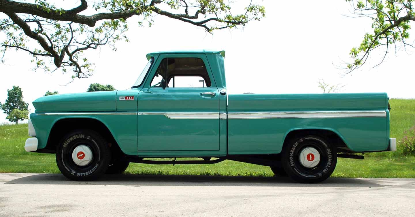 1965 Chevy Truck   1965 Chevy C10 Short Wheelbase  All