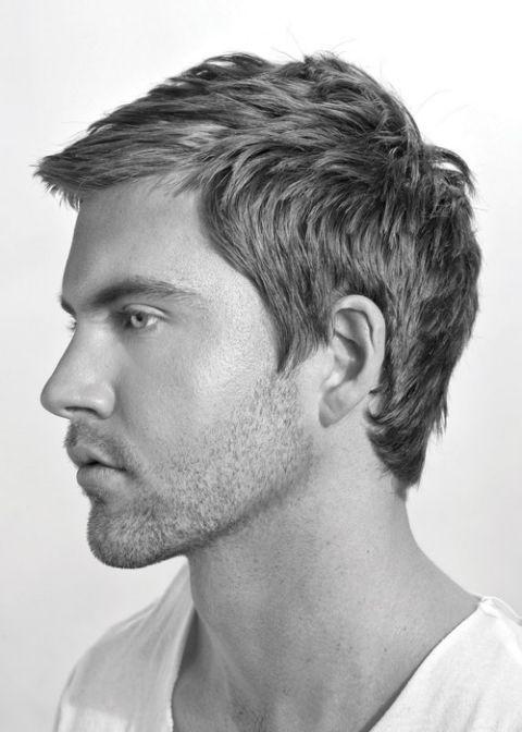 Side View Mens Haircuts Short Mens Hairstyles Short Mens Hairstyles