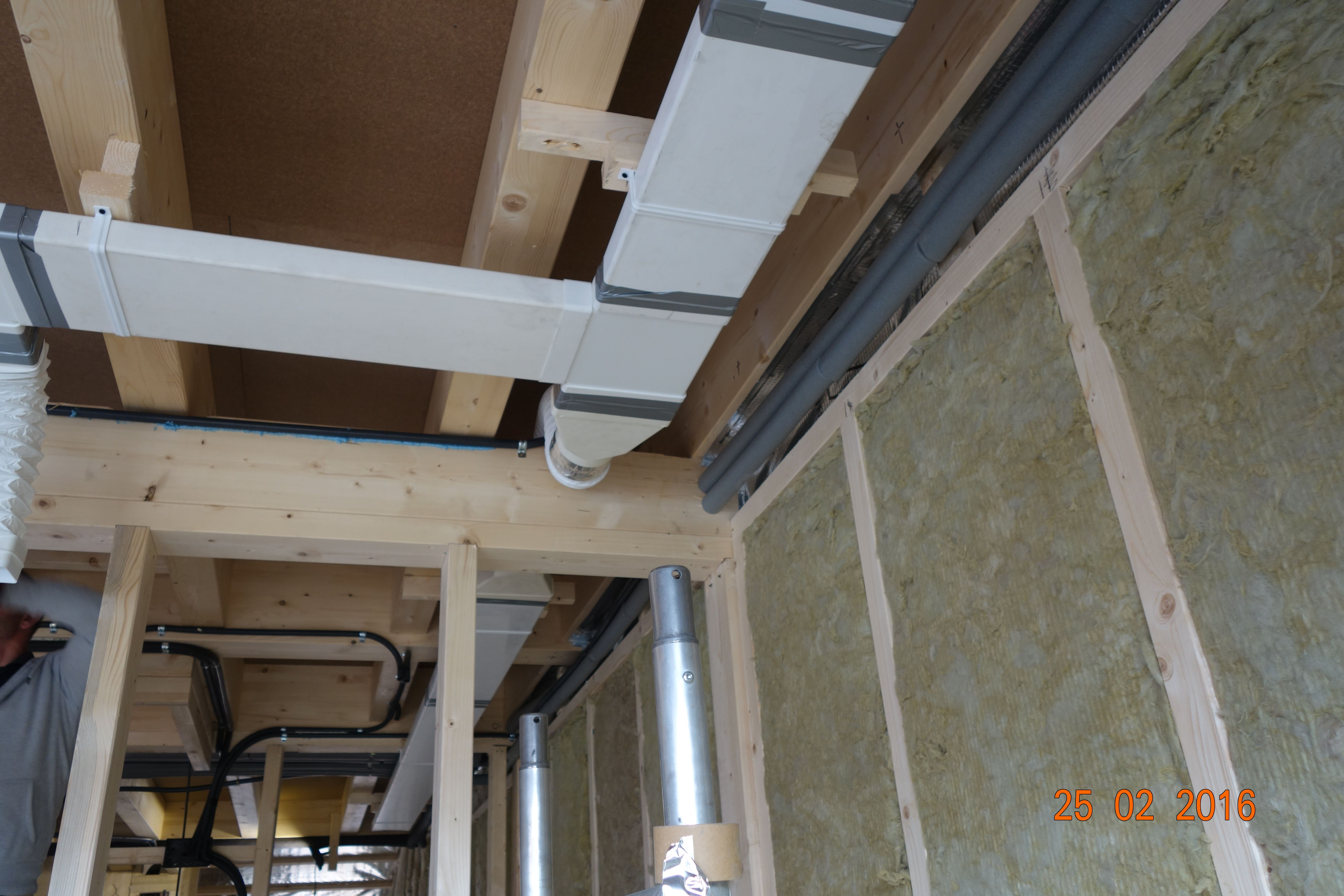 Instalaci n de ventilaci n mec nica controlada con - Ventilacion mecanica controlada ...