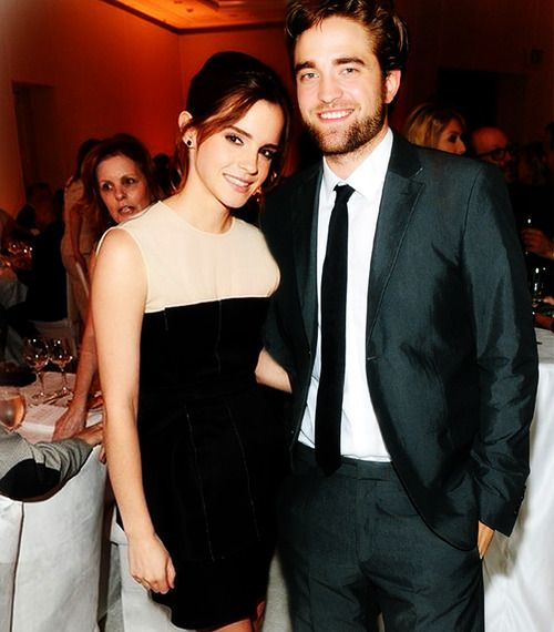 Emma watson and robert pattinson dating dating a painter