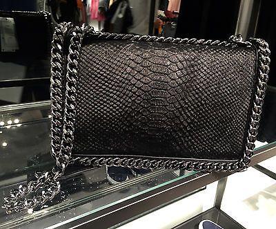 93ac0774 Zara crossbody bag with embossed chain ref. 8132/104   finishing ...