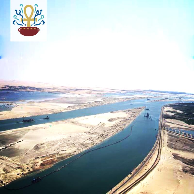 Development of the new Suez Canal. Suez, Egypt, Outdoor