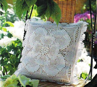 Crochet and arts: CROCHET - Pillows