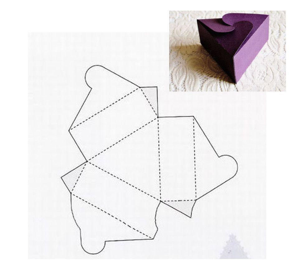 Как из картона сделать квадратную коробочку из картона своими руками фото 134