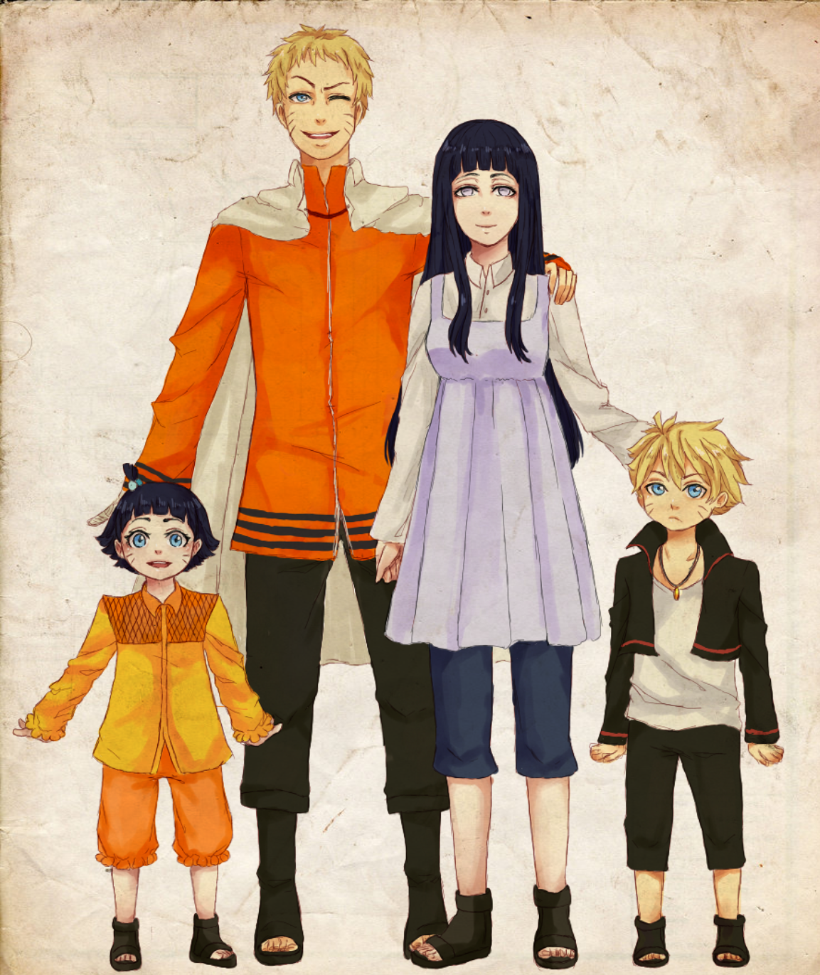 Naruhina by on deviantart - Naruto boards ...