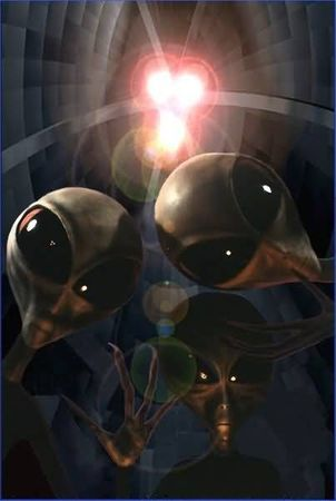 Grey alien - UFO and Aliens Gallery