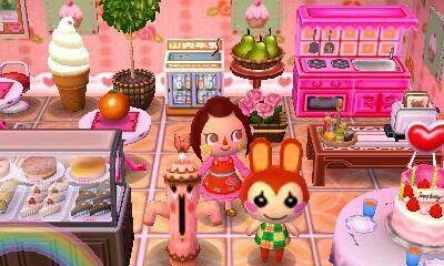 Cute House Animal Crossing Animal Crossing Qr Animals