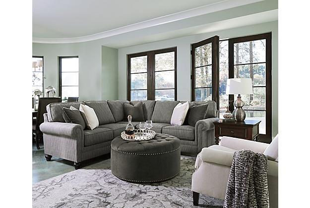 Kittredge 2-Piece Sectional Sofas Ashley Furniture HomeStore