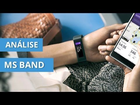 Microsoft Band: a pulseira inteligente da norte-americana [Análise]