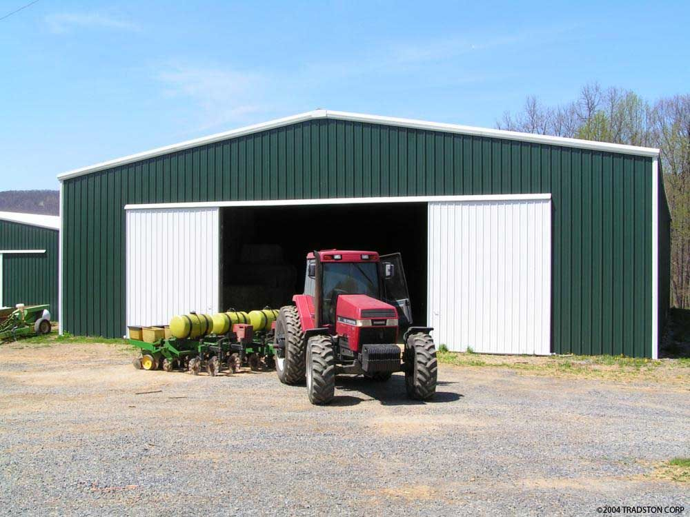 Agricultural Metal Buildings