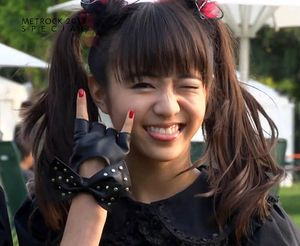 babymetal画像動画集 moa metal編 絶対的に可愛い笑顔に僕らは中毒だ naver まとめ metal girl girl pictures pretty face