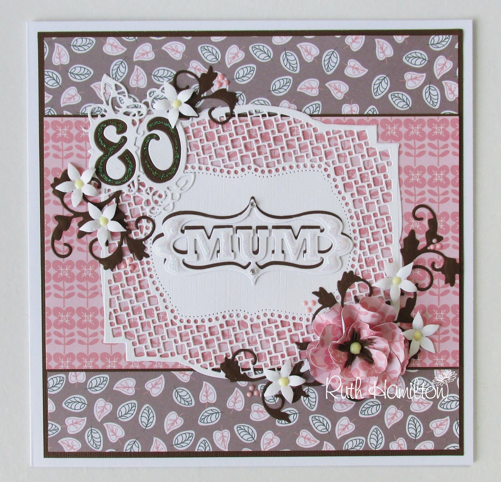 A Passion For Cards: 80th Birthday !