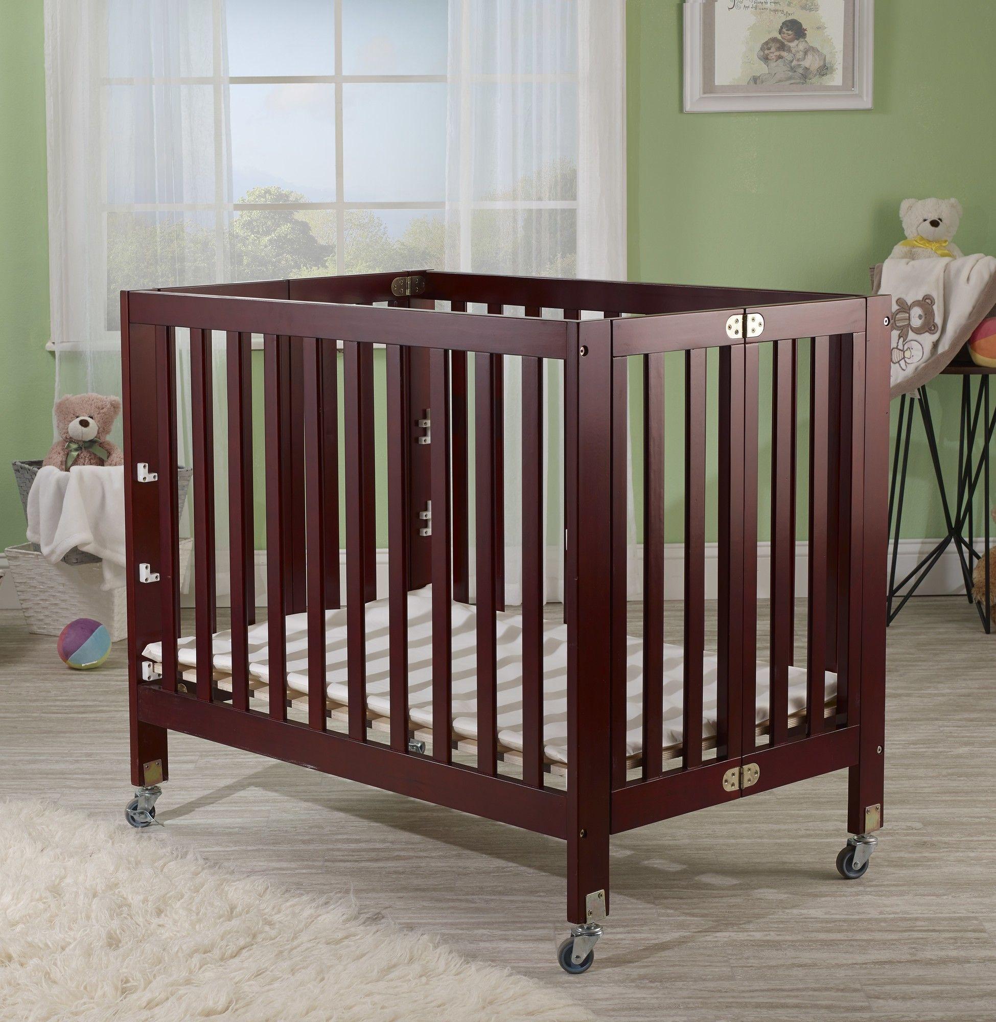 Roxy Portable Crib | Portable crib Cribs