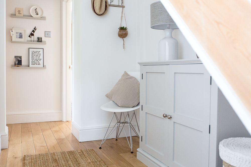 Small Hallway Entryway Storage Solutions