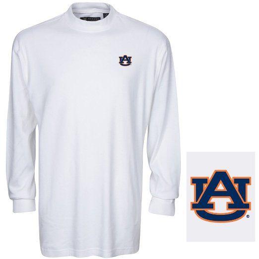Amazon.com: Auburn Tigers Men's Carlow Mock Turtleneck