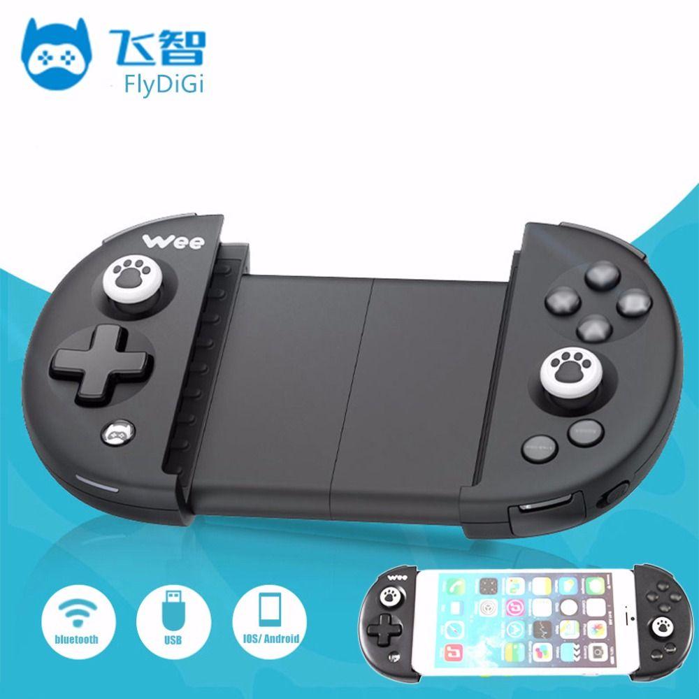 FlyDiGi Wee Wireless Bluetooth 4.0 Gamepad Remote Controller ...