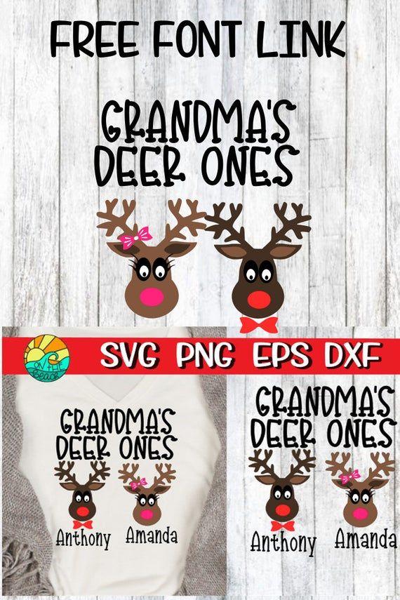Download Grandma, Grandma Svg, FREE FONT link incl for ...