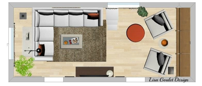 How To Furnish And Love A Long Narrow Living Room In 5 Easy Steps Narrow Living Room Layout