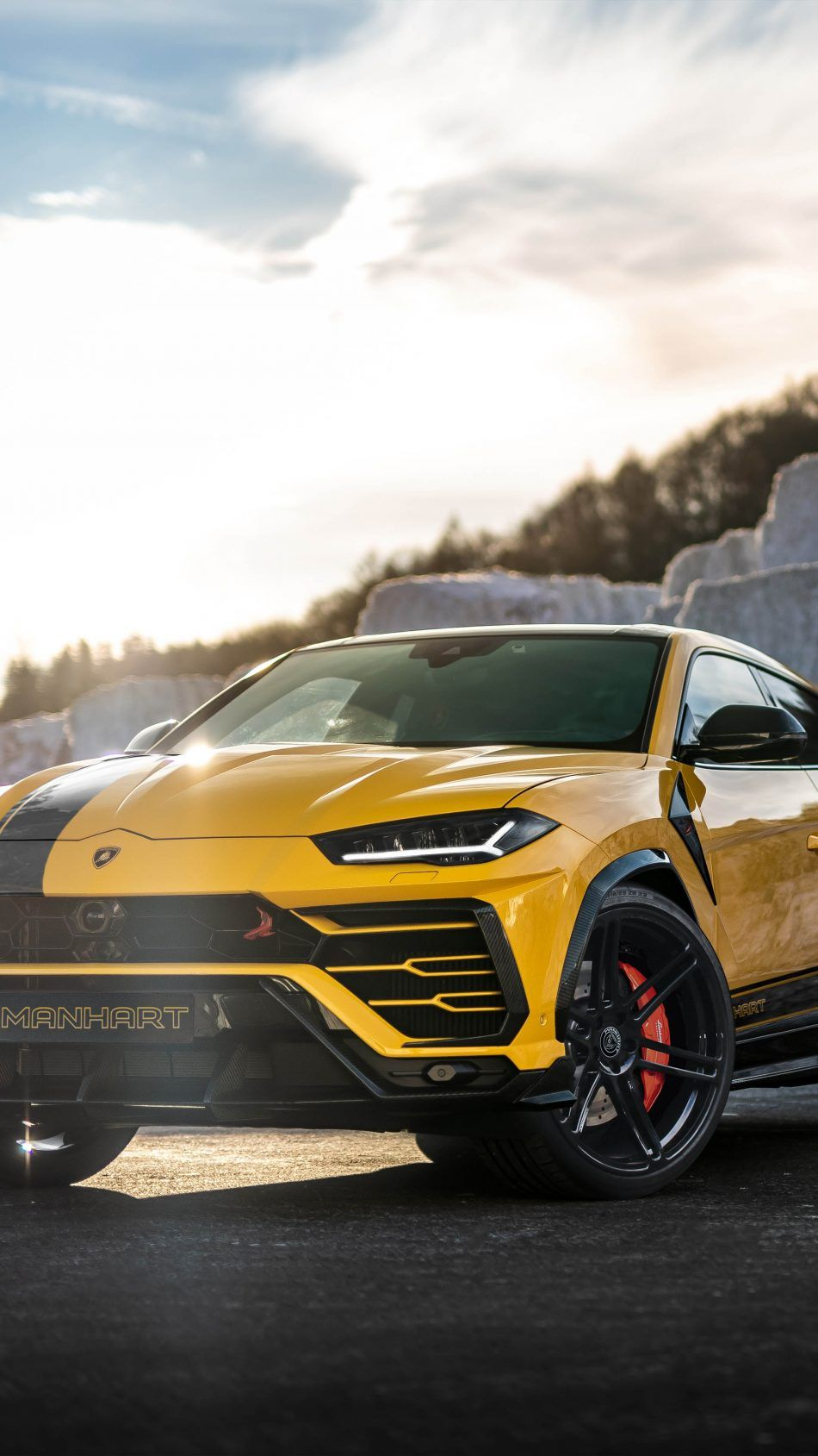 Manhart Lamborghini Urus 800 2019 With Images Lamborghini