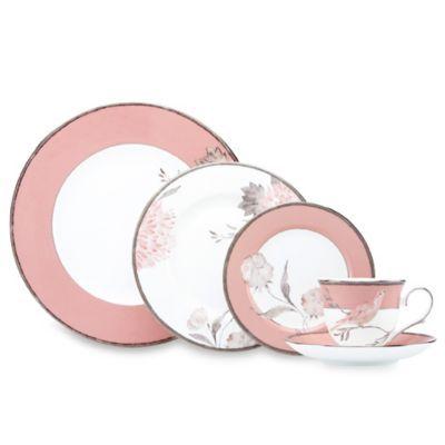 Marchesa by Lenox® Spring Lark Dinnerware - BedBathandBeyond.com