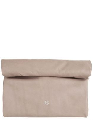 The Mode Collective - Monogrammed Clutch