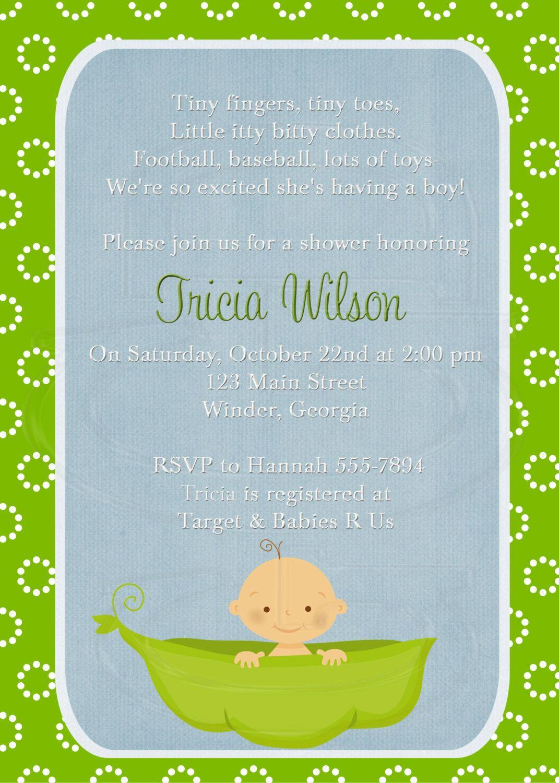 3rd Baby Boy Shower Invitations Wording Baby Free Editable Bab Baby Shower Invitation Wording Baby Shower Invitation Wording Boy Baby Shower Invitations