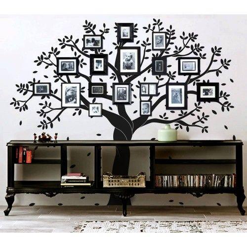 Vinilos de Arboles on Pinterest | Photo Tree, Tree Wall Decals and ...