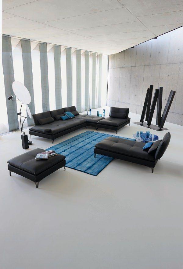 Nouvelle Collection Roche Bobois Le Designer Cedric Ragot A L Honneur Blog Esprit Design Canape En U Mobilier De Salon Canape Modulable