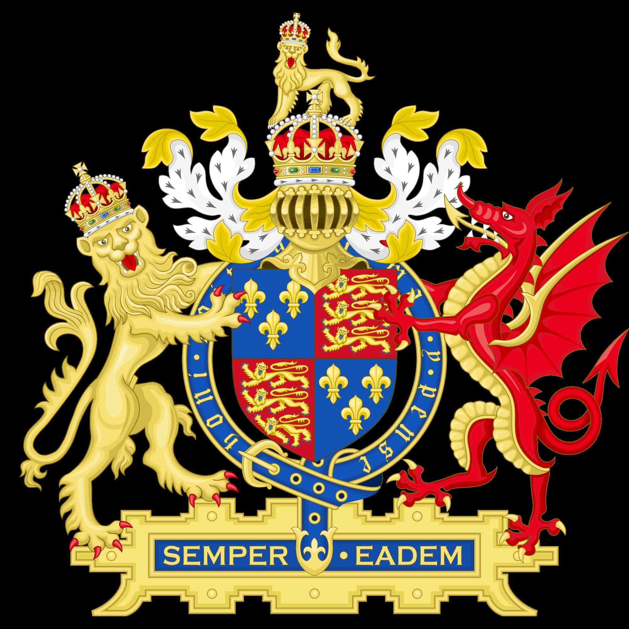 Resultado de imagen de england royal coat of arms   Antiguo   Pinterest