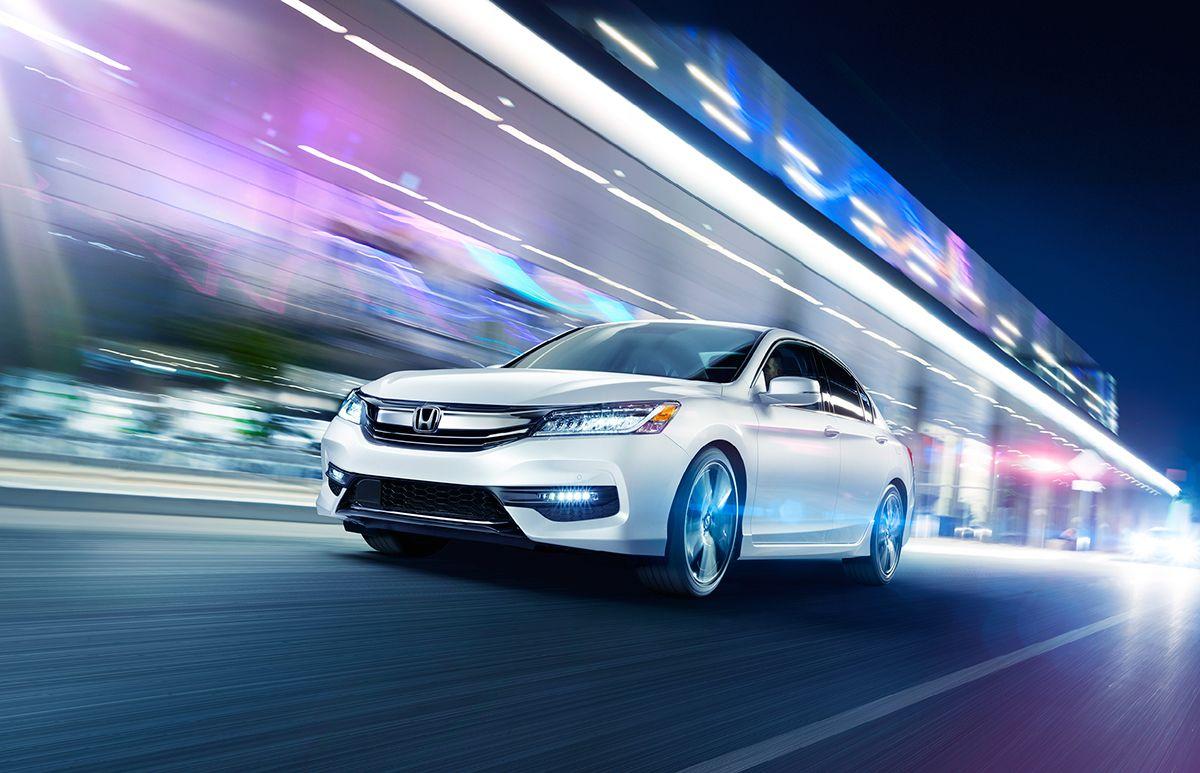 HONDA Accord on Behance Honda accord, Honda sedan