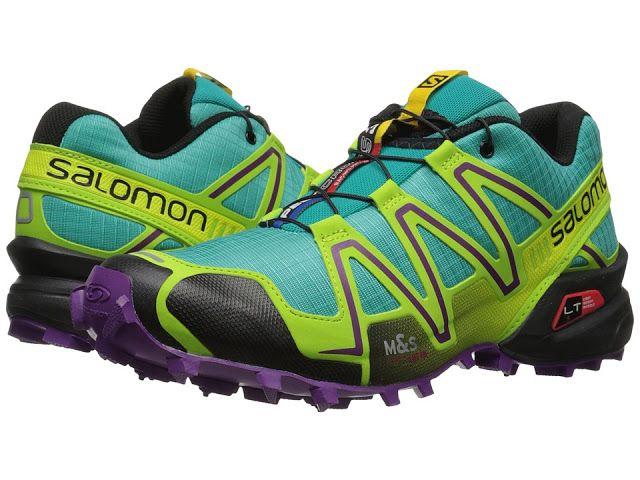 mujer Zapatillas 3 de W Speedcross para de running Salomon sintéticas  qqFRAp7w 4916b4112