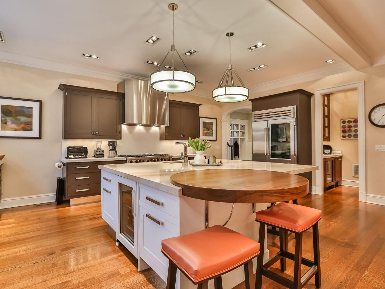 Amazing kitchens hgtv - Amazing Kitchens Hgtv Com S Ultimate House Hunt Hgtv Two Surfaces Not