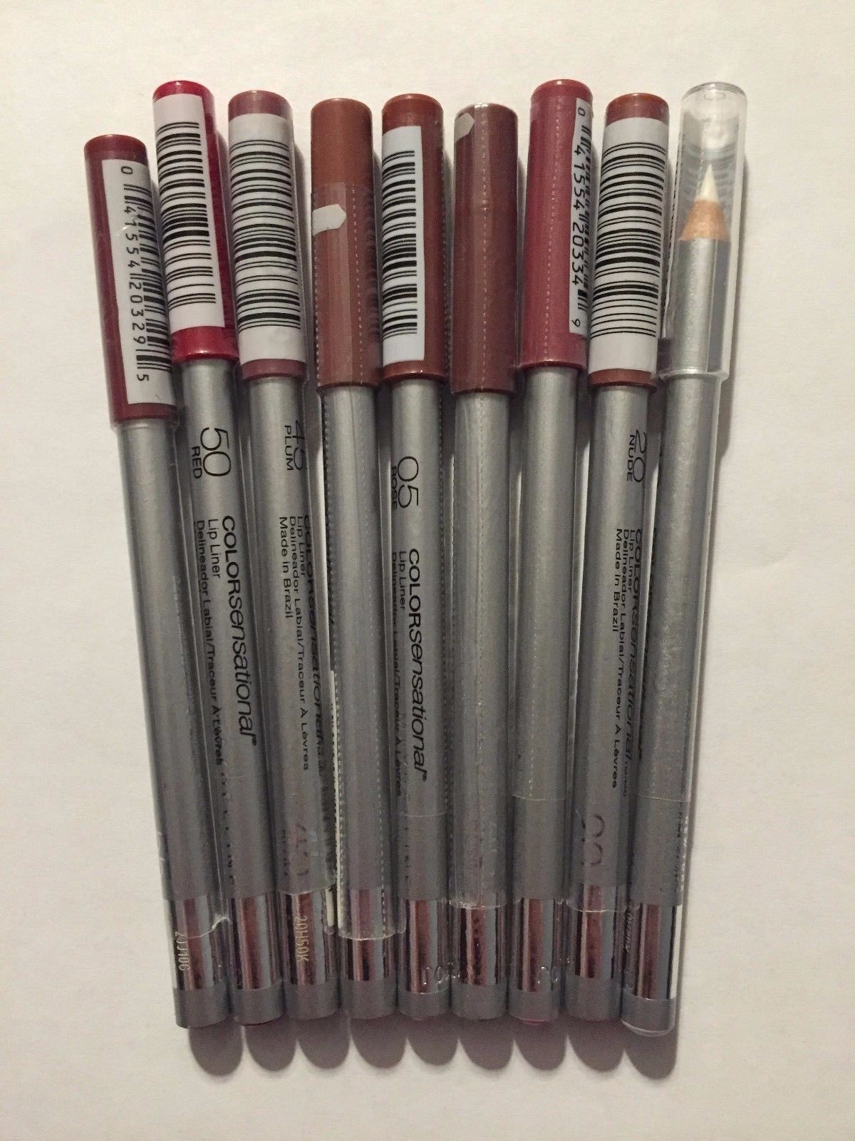 Maybelline Colorsensational Lip Liner You Choose Products