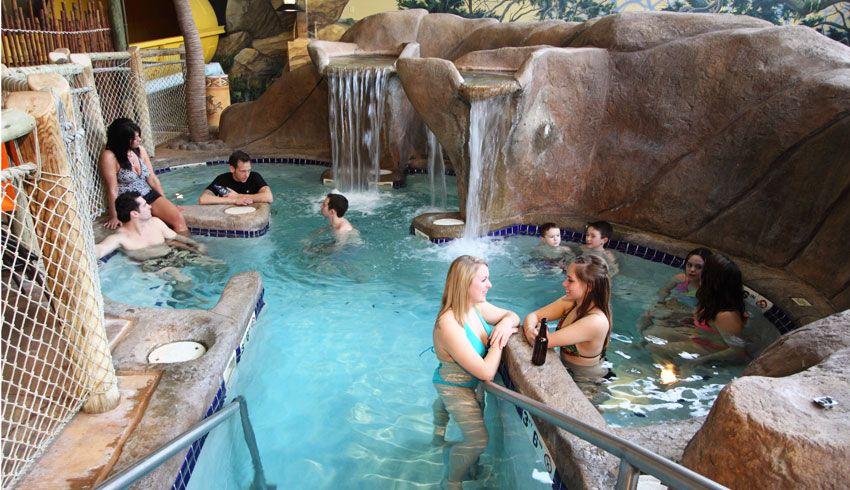 Waterparks Kalahari Resorts Kalahari Resort Waterparks Wisconsin Dells Sandusky Ohio Water Park Indoor Waterpark Kalahari Resorts