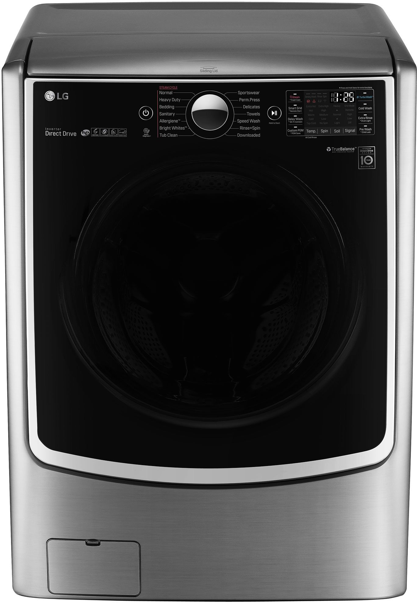 Lg Washing Machine Tub Clean Best Front Load Washers In 2017 Washer And Modern