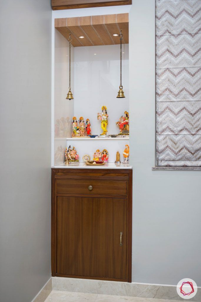 Small Pooja Room Design: Here's What's New In Pooja Room Designs!