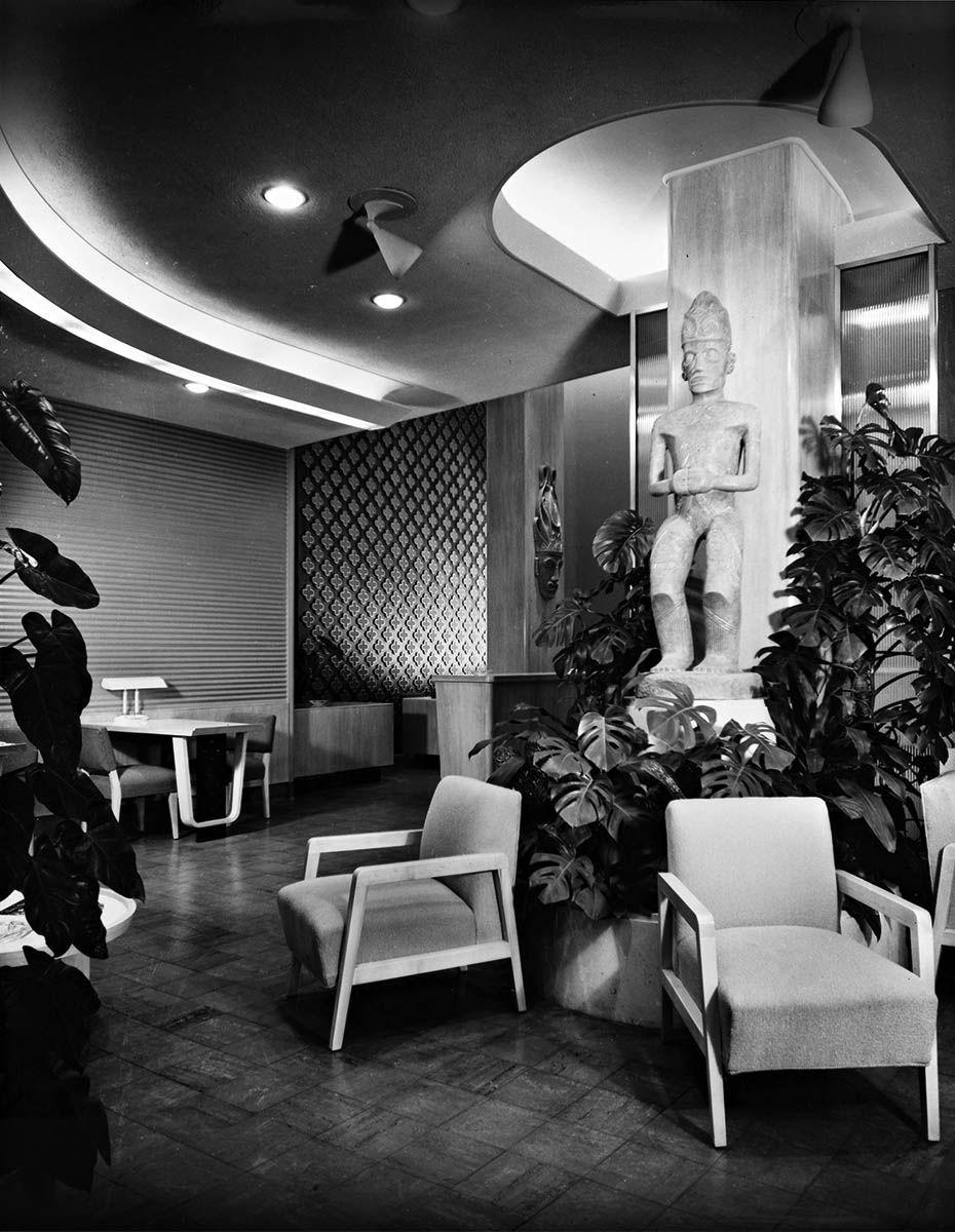 """Job 25 Raymond Loewy, Matson Lines (Los Angeles, Calif"