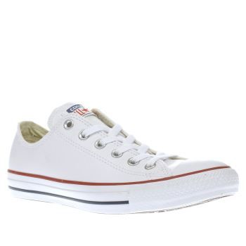Converse All Star Leather Mens Trainers