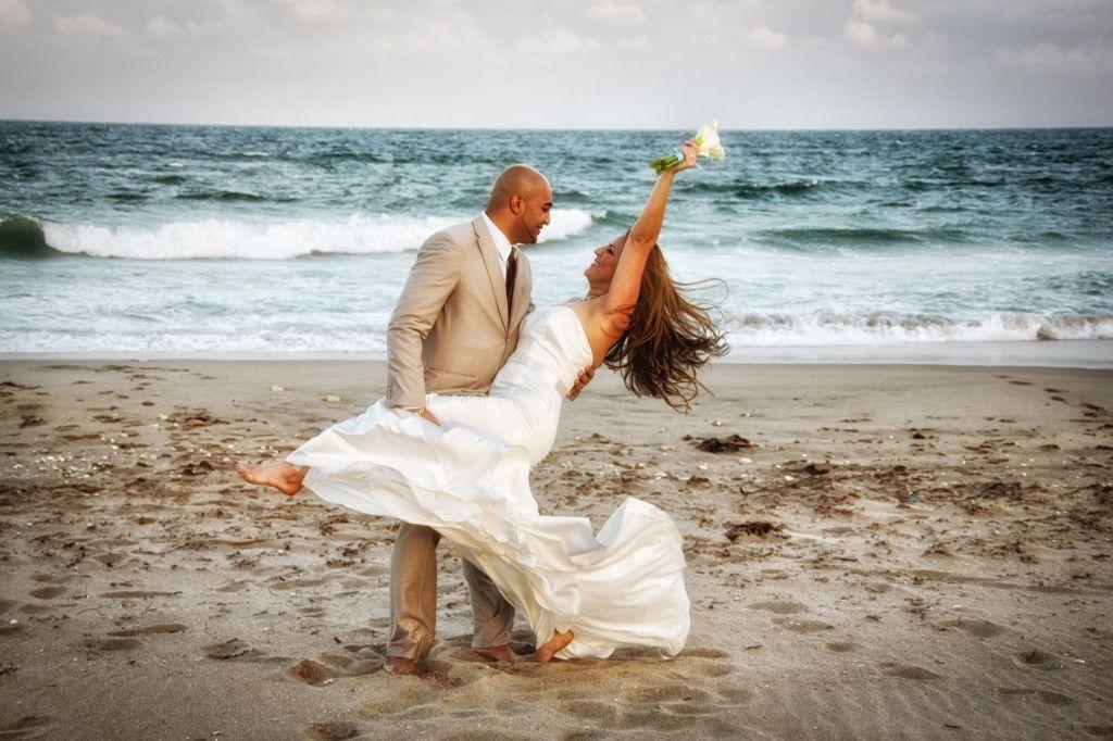 Wedding On The Beach HD Wallpaper 1080p