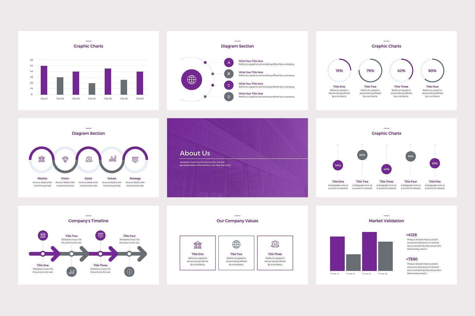 Alestra PowerPoint Template